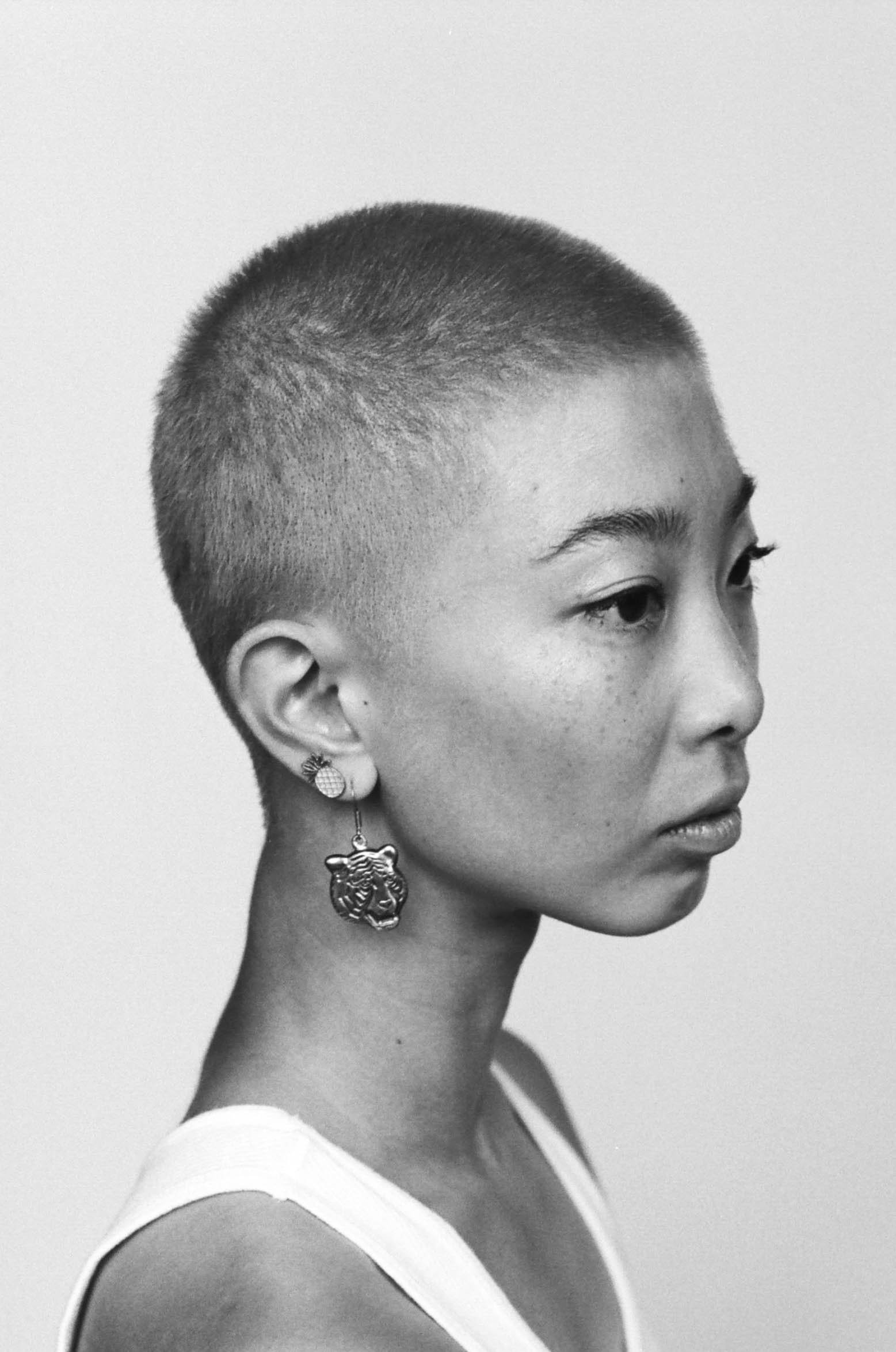 29 model talk grace yang hairstory grace yang 26 is a visual and audio artist who freelances in digital strategy and a copywriter with a fresh voice her one condition before agreeing to a buycottarizona Image collections